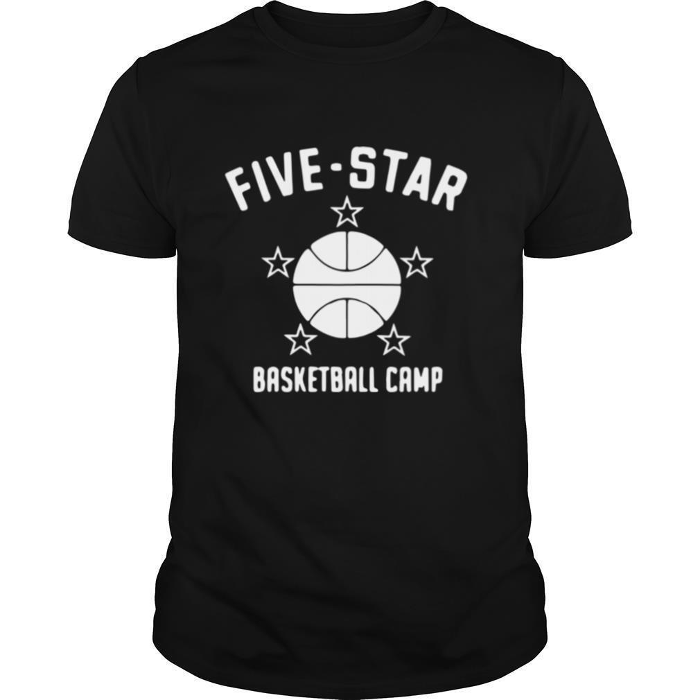 Five Star Basketball 2020 Tee shirt Classic Men's