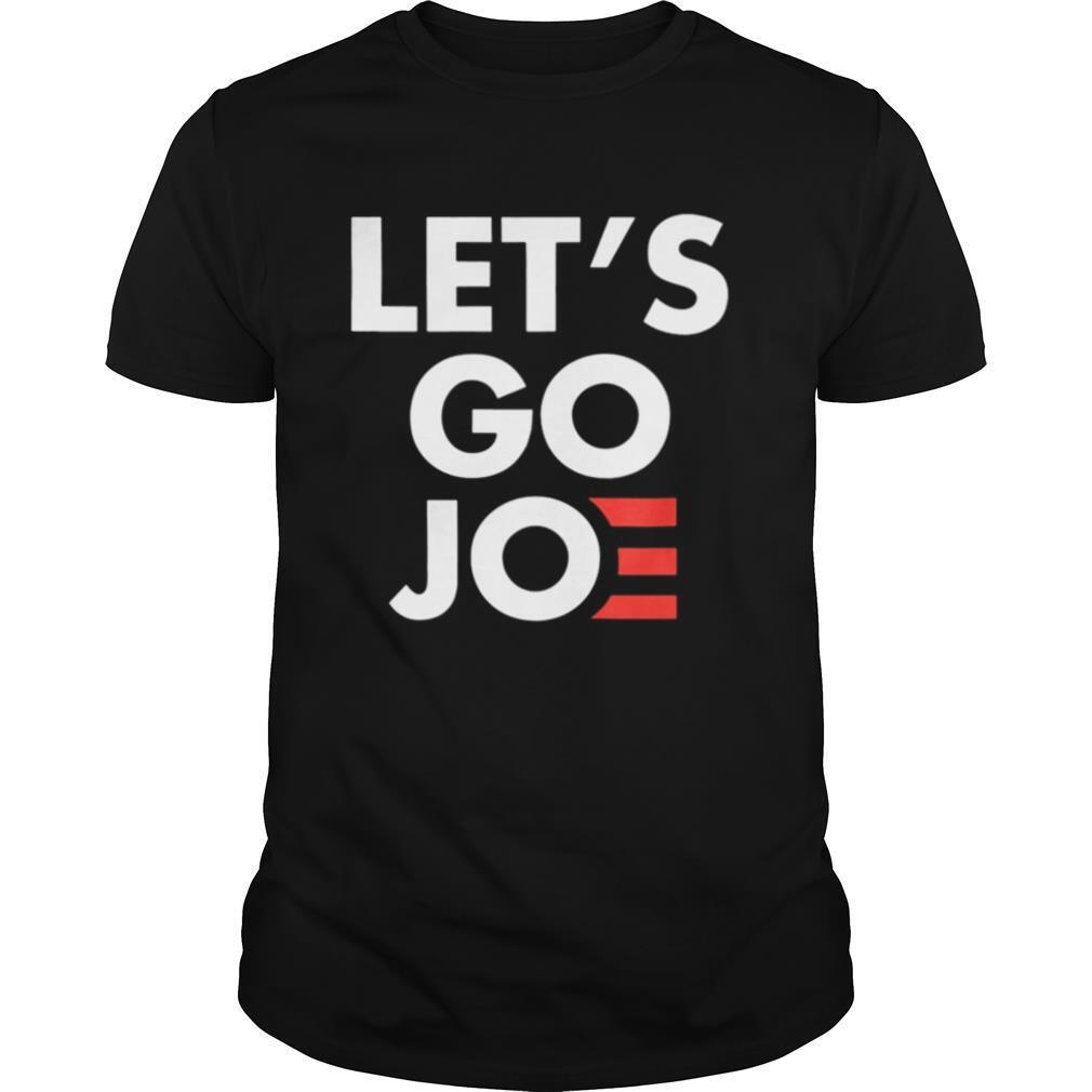 Let's Go Joe shirt Classic Men's