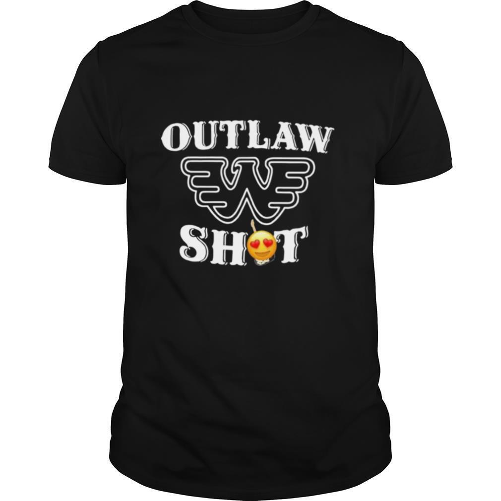 Outlaw Shit shirt Classic Men's