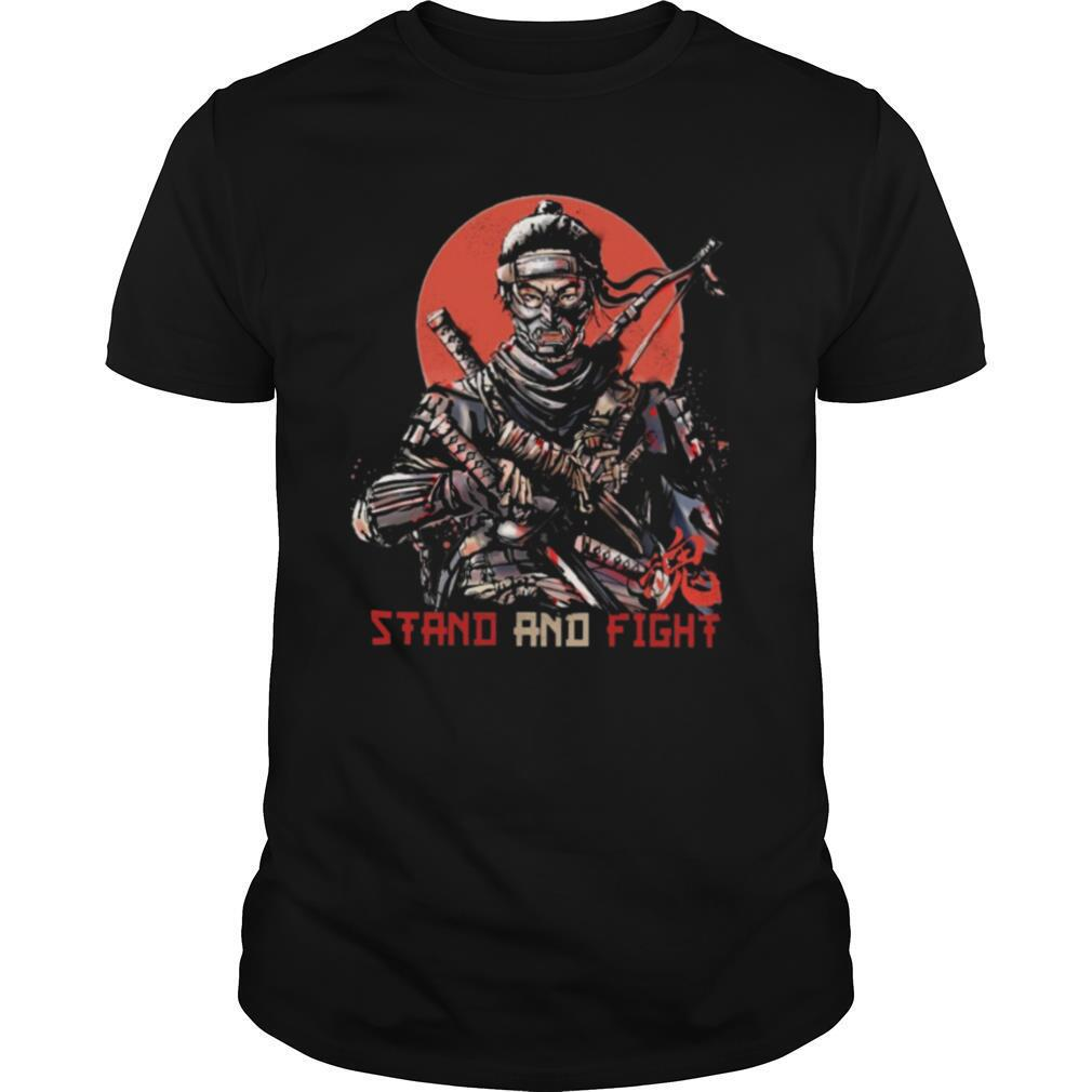 The Stand And Fight shirt Classic Men's