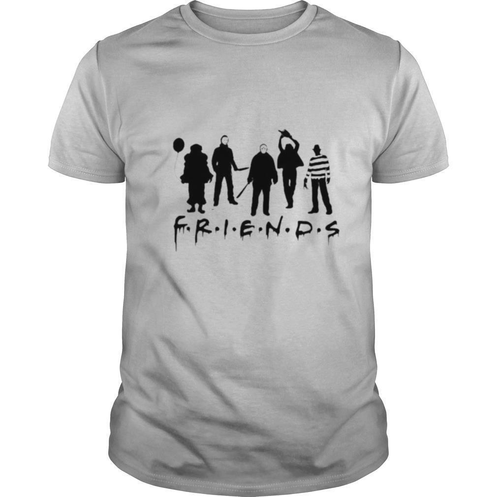 Friends Halloween shirt Classic Men's