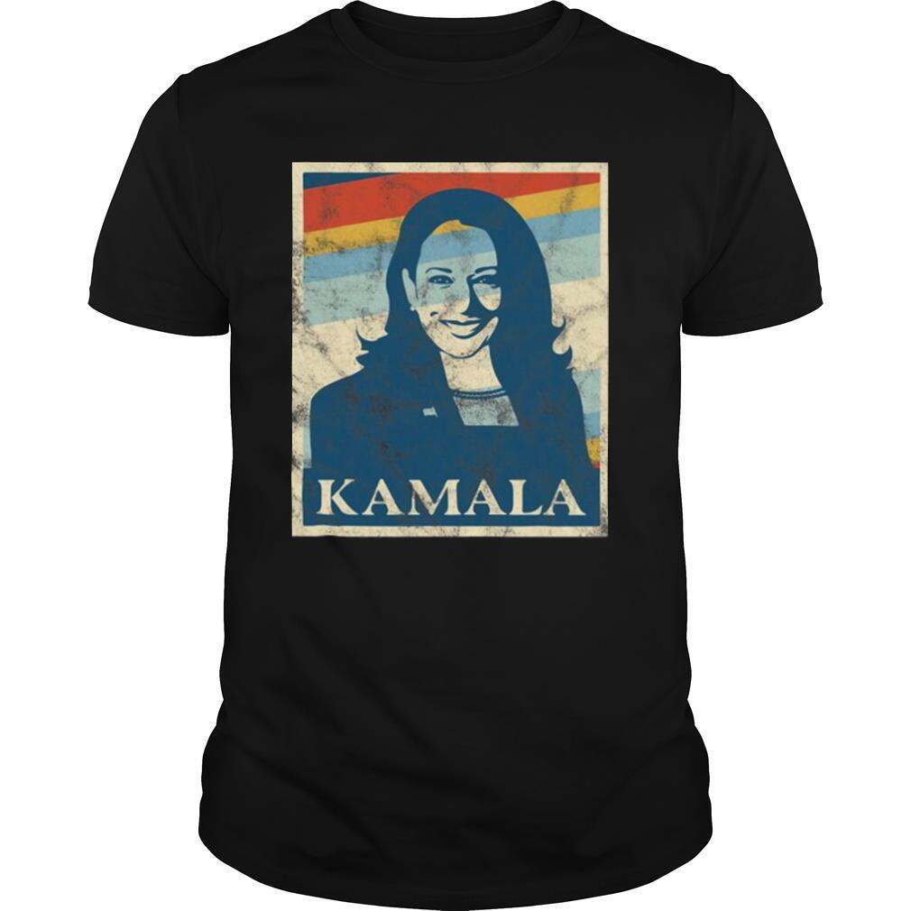 Kamala Harris Retro Vintage shirt Classic Men's