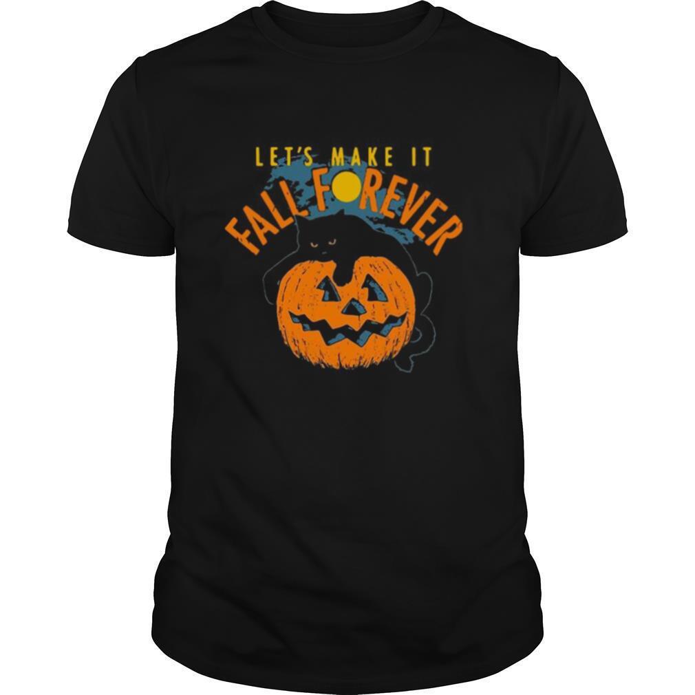 Let's Make It Fall Forever shirt Classic Men's