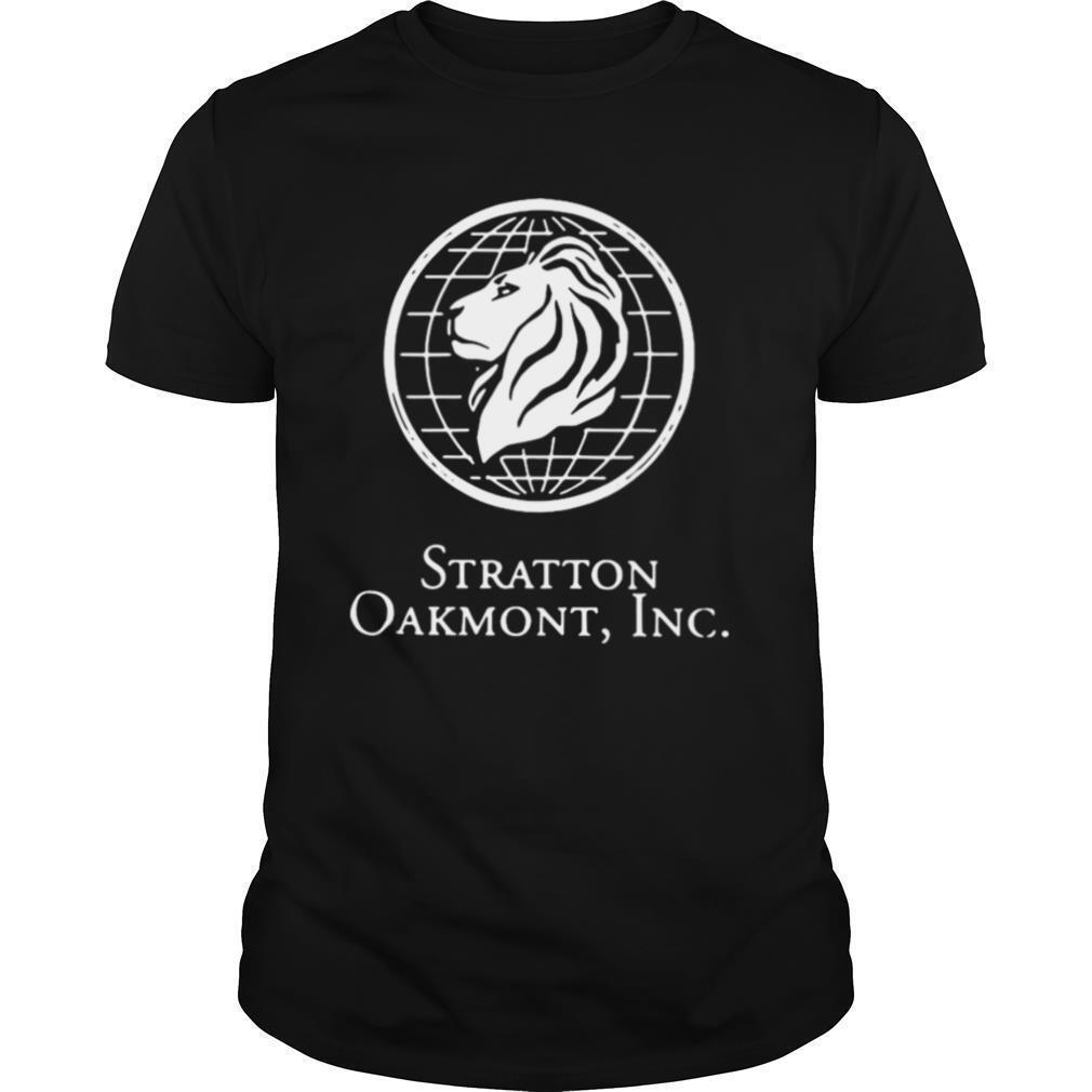 Wolf Of Wall Street Stratton Oakmont shirt Classic Men's