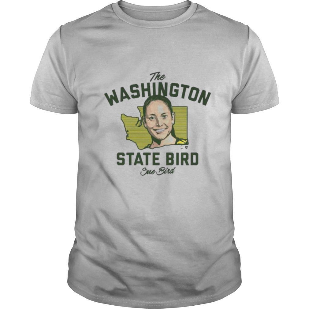 The washington state bird sue bird shirt Classic Men's