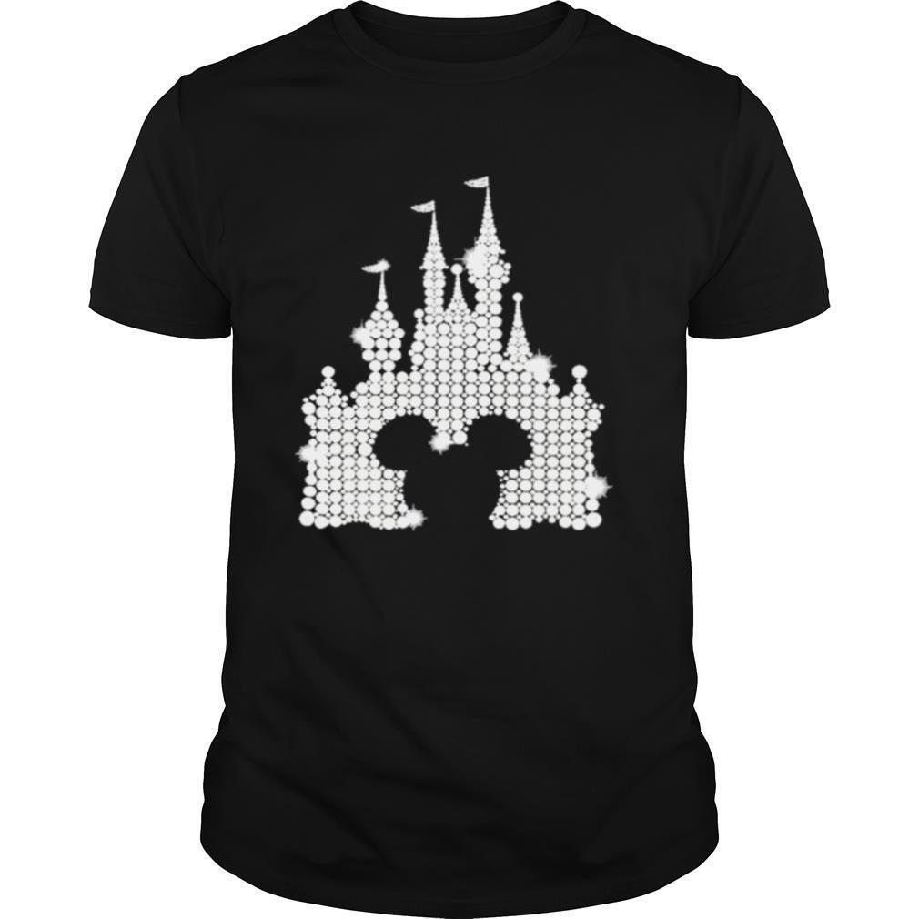 Mickey mouse Disney Diamond 2021 shirt Classic Men's