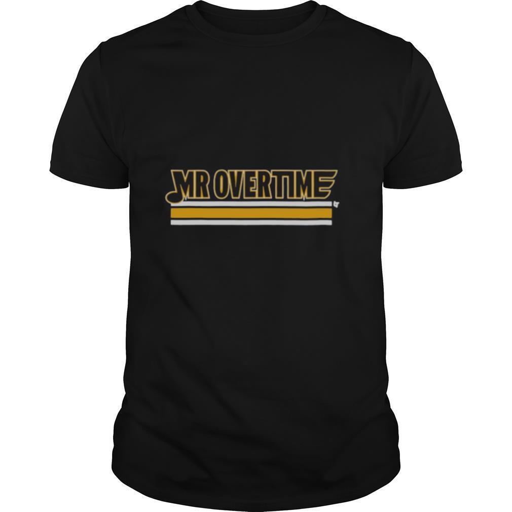 Mr Overtime Vintage shirt Classic Men's
