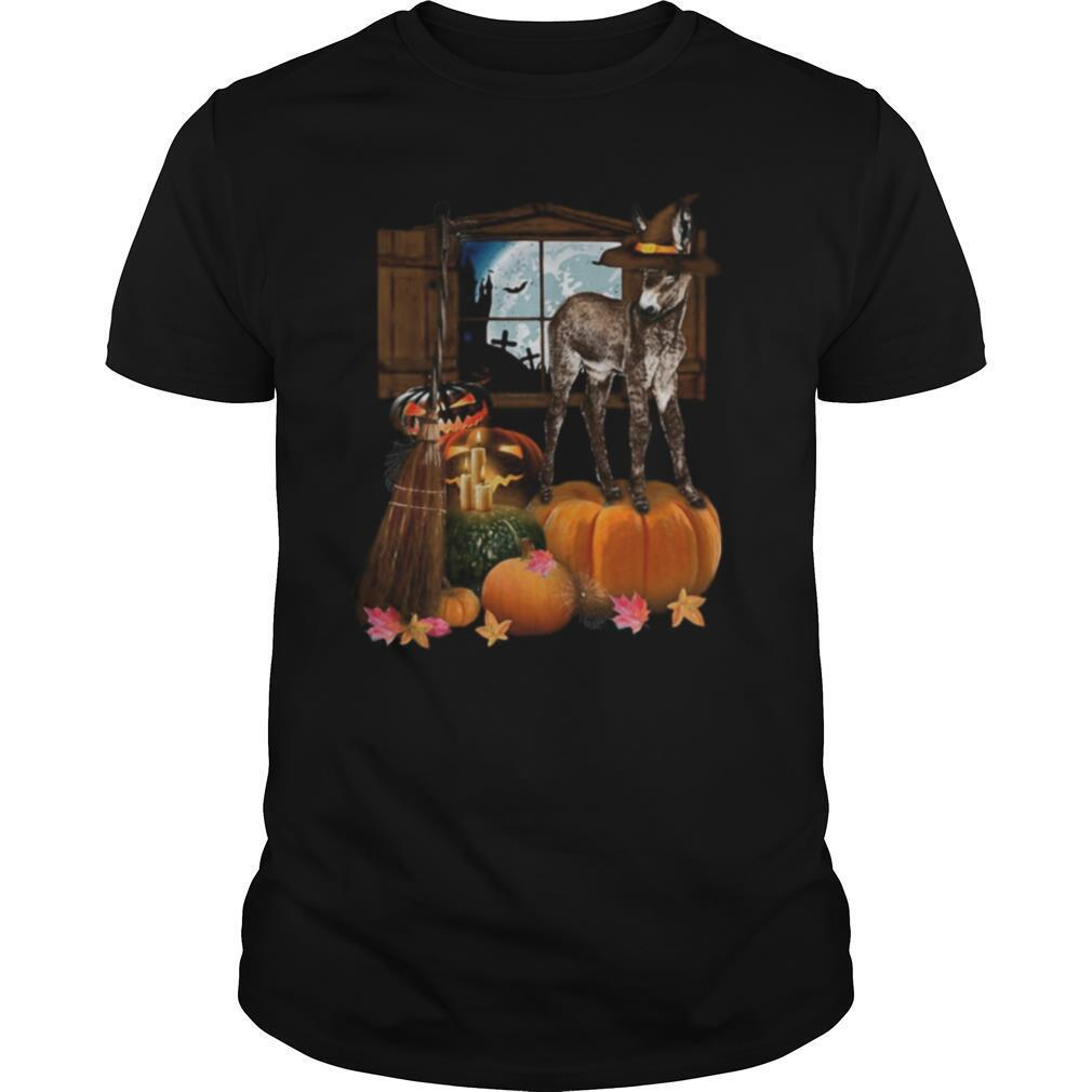 Doneky Witch Halloween shirt Classic Men's