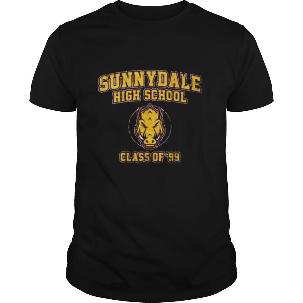 Sunnydale high school class of 1999 shirt Classic Men's
