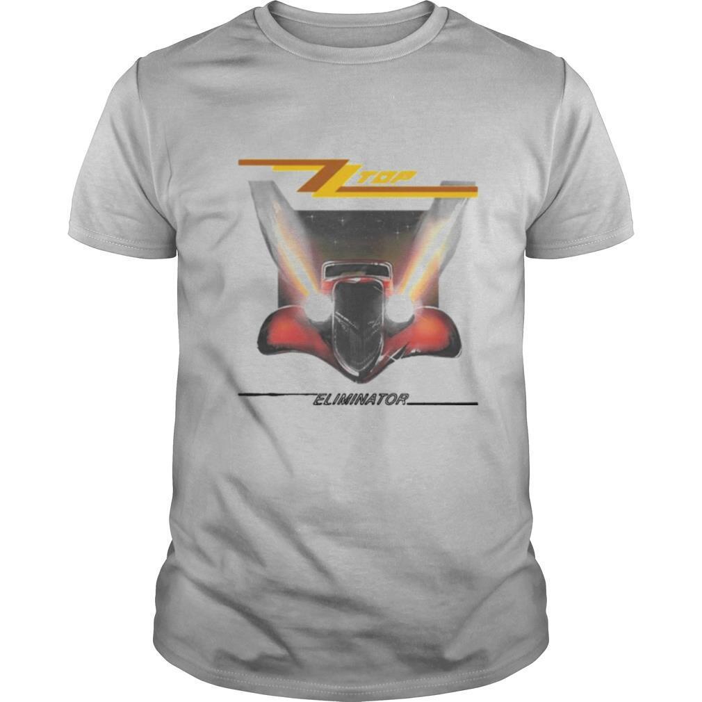 Zz top eliminator album shirt Classic Men's