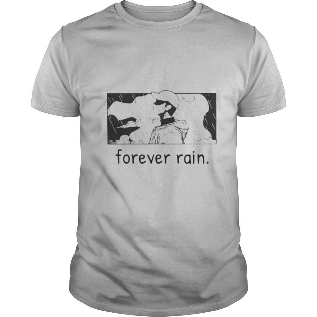 Bts rm mono forever rain shirt Classic Men's