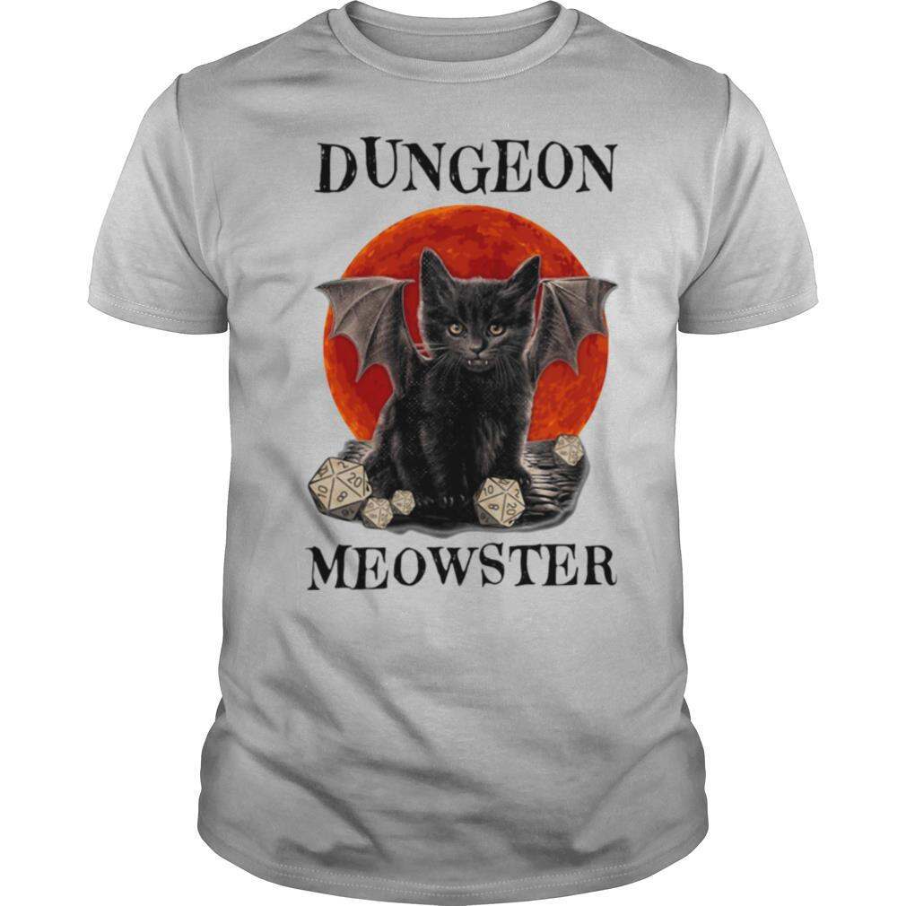 Cat dungeon meowster moonblood shirt Classic Men's