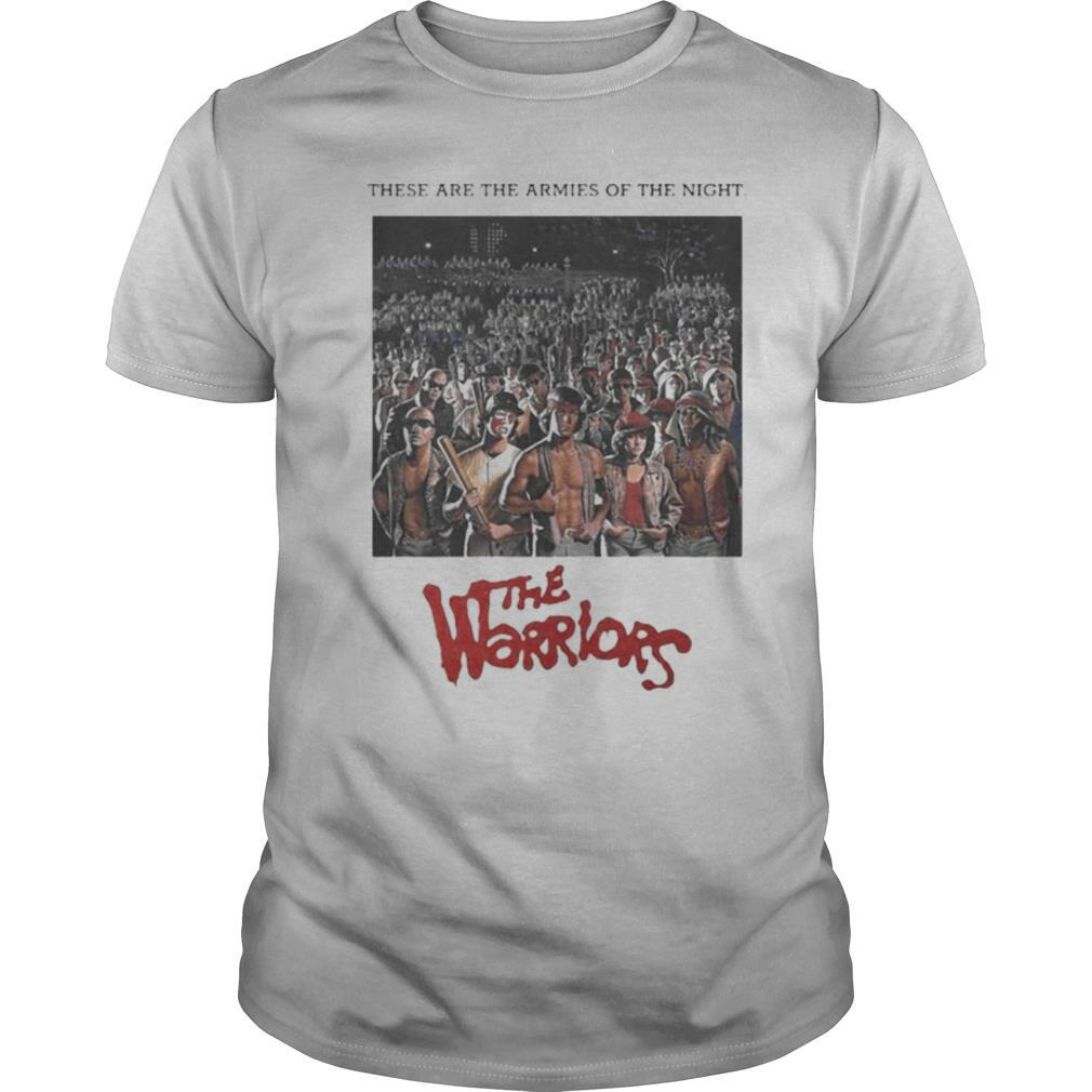 These are the armies of the night the warriors shirt Classic Men's
