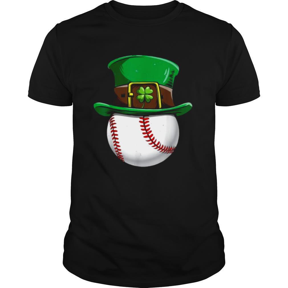 Baseball St Patrick's Day 2021 shirt Classic Men's