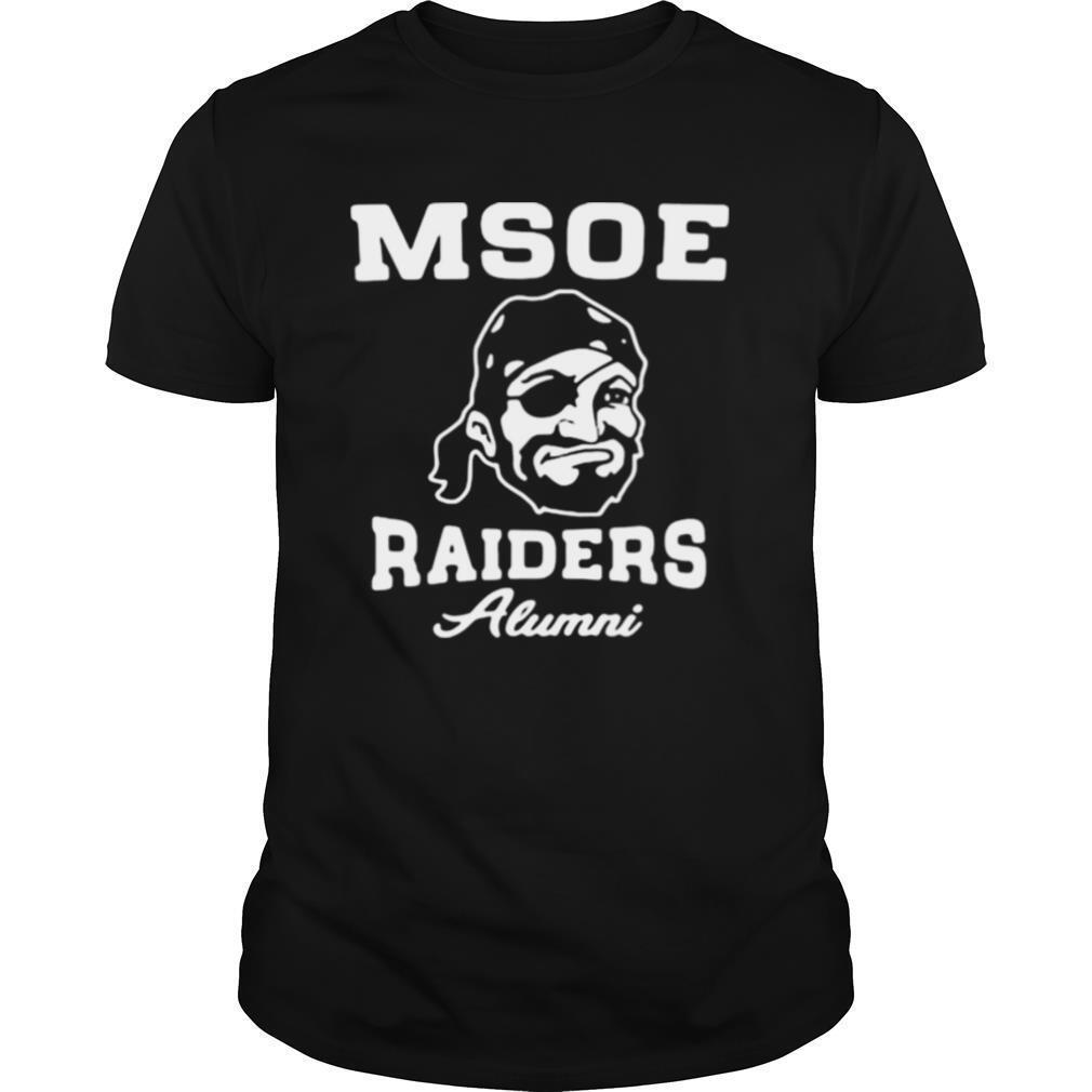 Msoe Raiders Alumni shirt Classic Men's