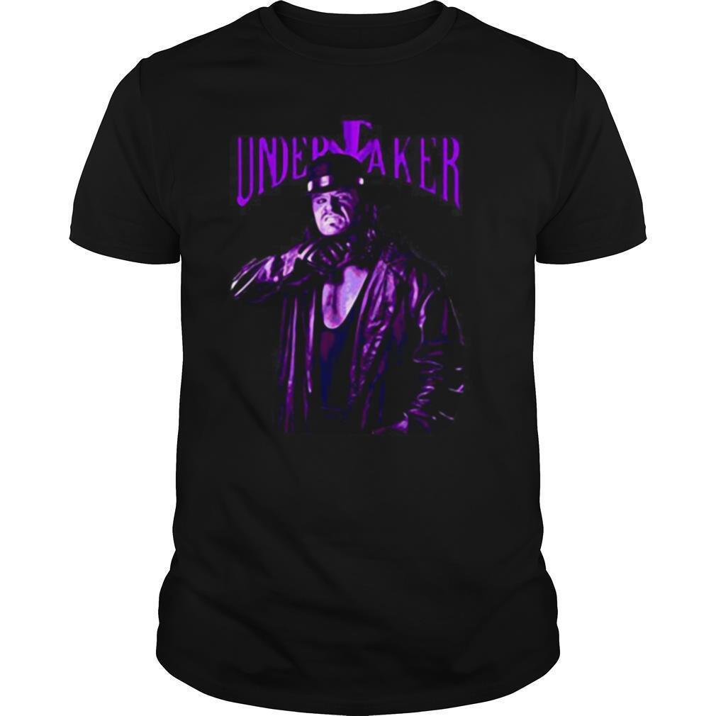 undertaker wrestlers deadman shirt Classic Men's