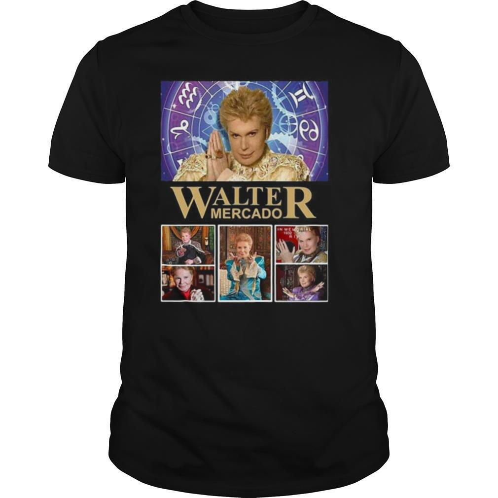 Walter mercado in memorial 1932 2019 rip shirt Classic Men's