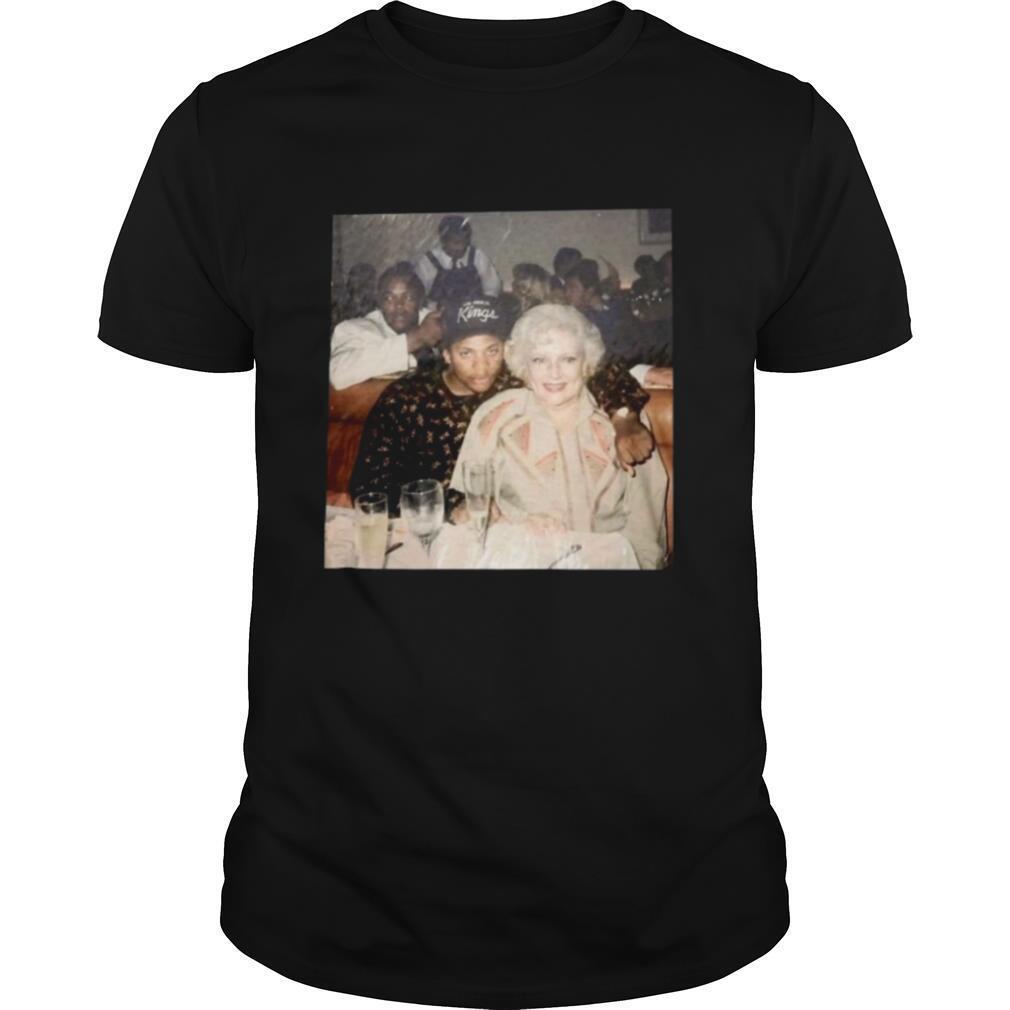 Dr. Dre – Eazy E and Betty White shirt Classic Men's