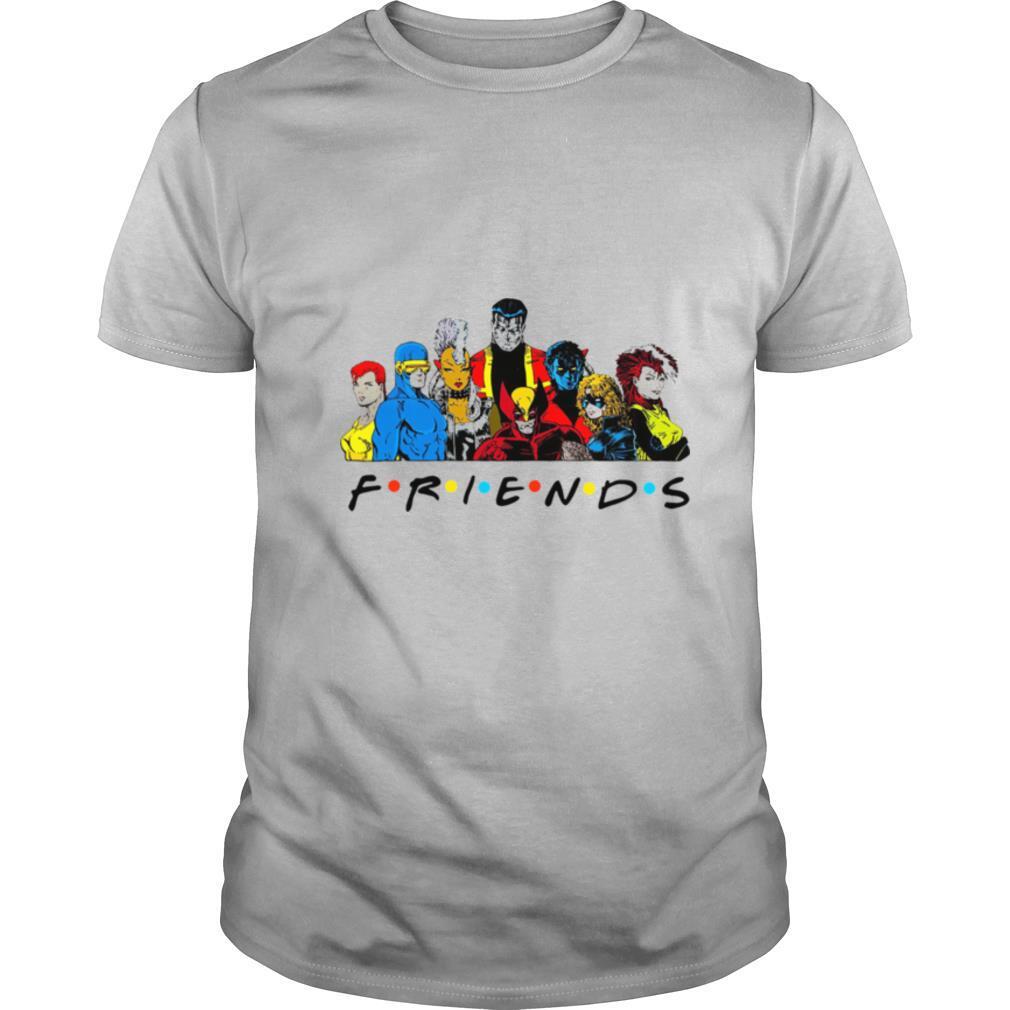 Friends X Men Team shirt Classic Men's