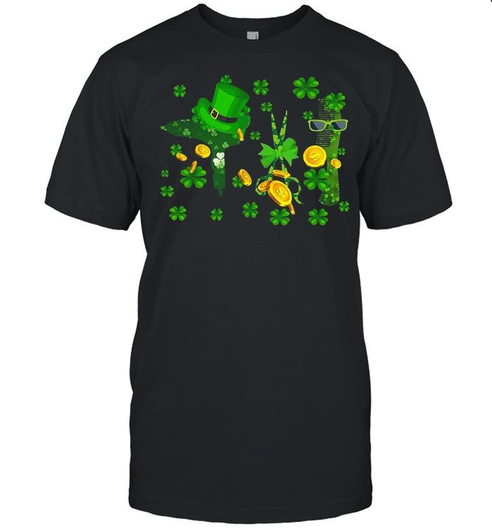Hair Stylist Irish St Patricks Day shirt