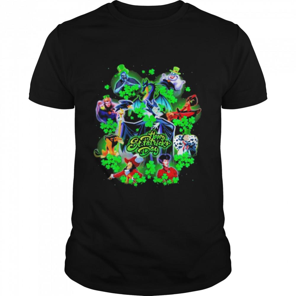 Villains Lucky Happy St Patricks Day shirt Classic Men's T-shirt