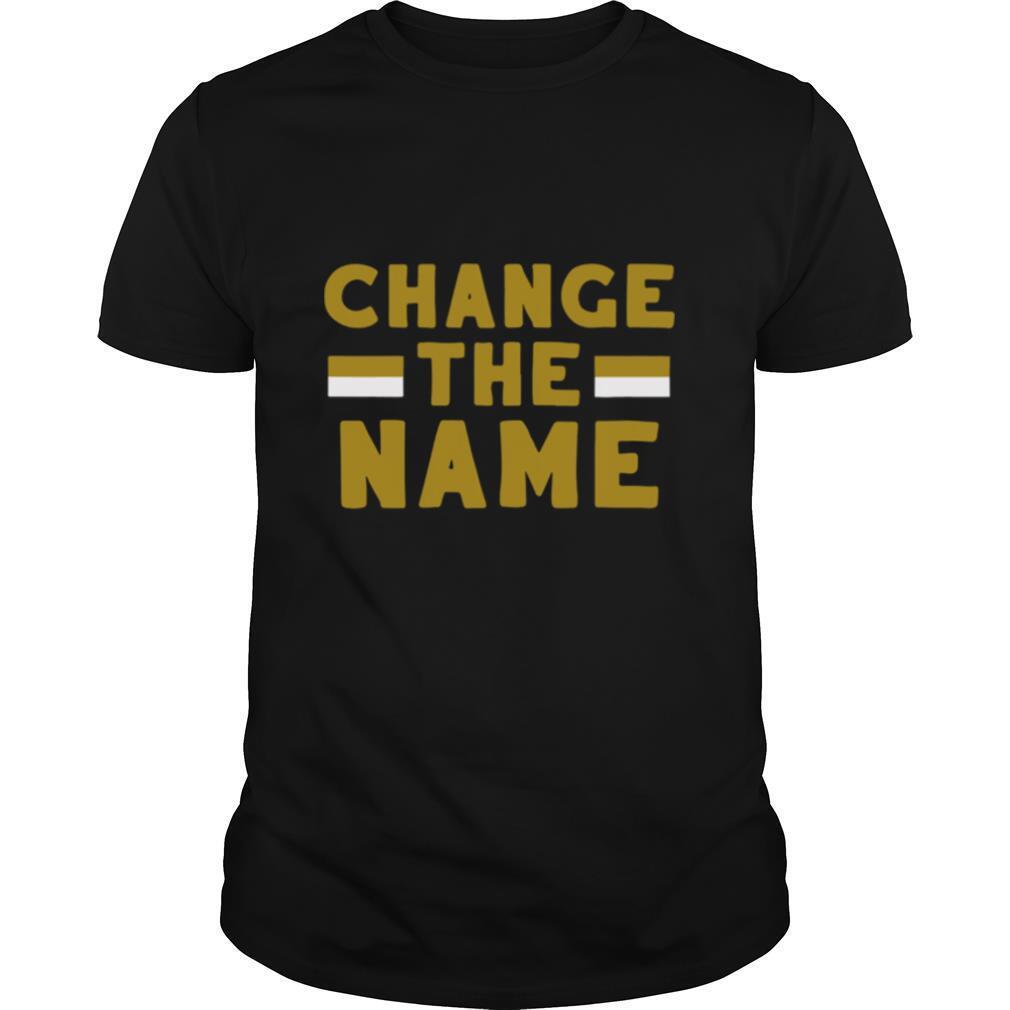 Change The Name shirt Classic Men's