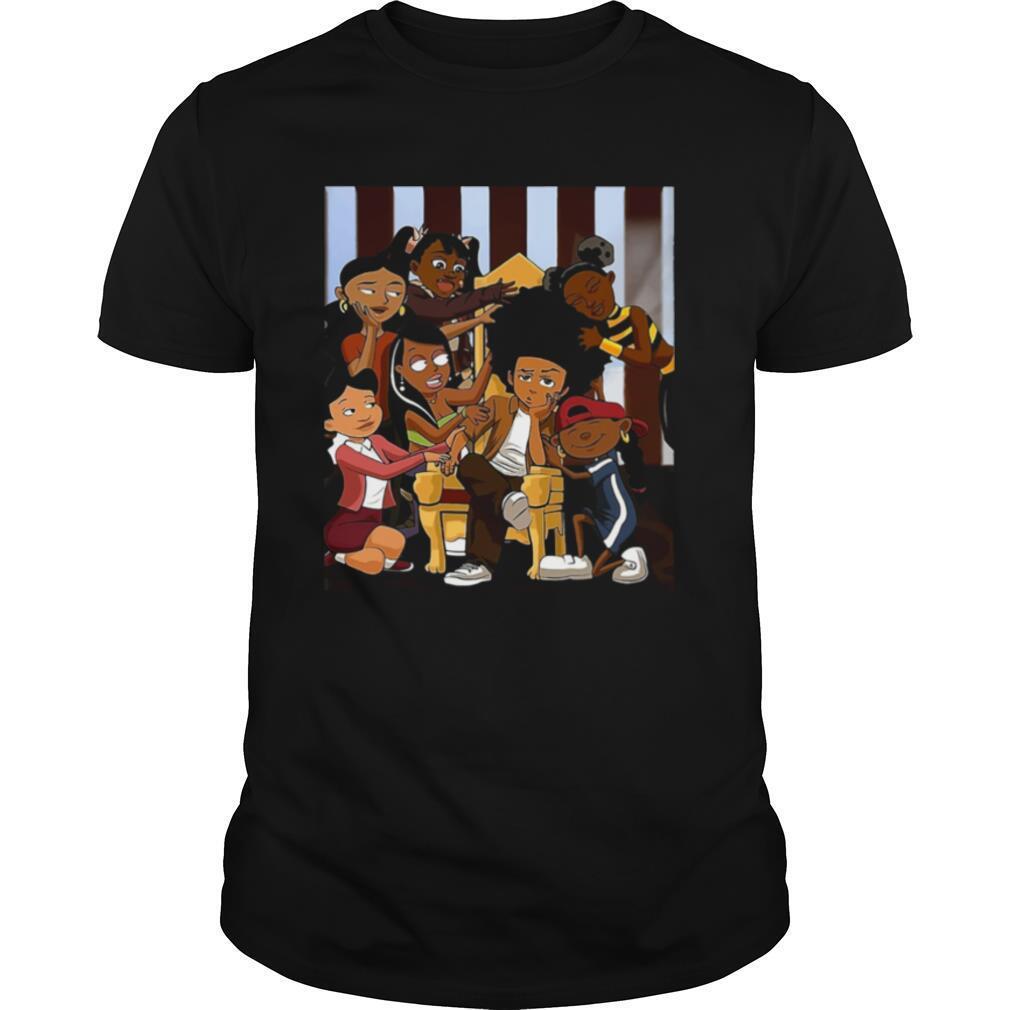 Huey Freeman And Penny Proud shirt Classic Men's
