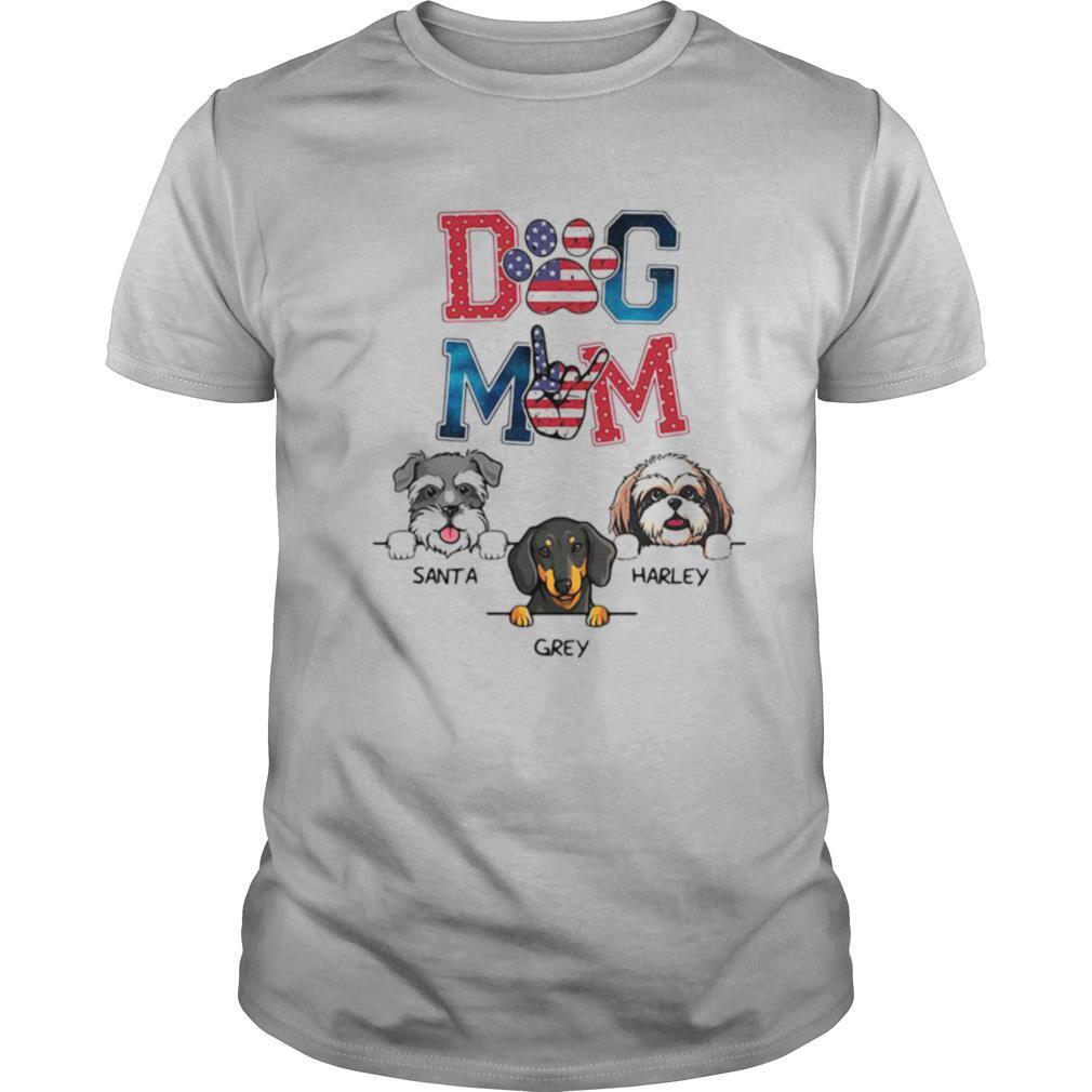 Independence day I love you santa harley grey shirt Classic Men's