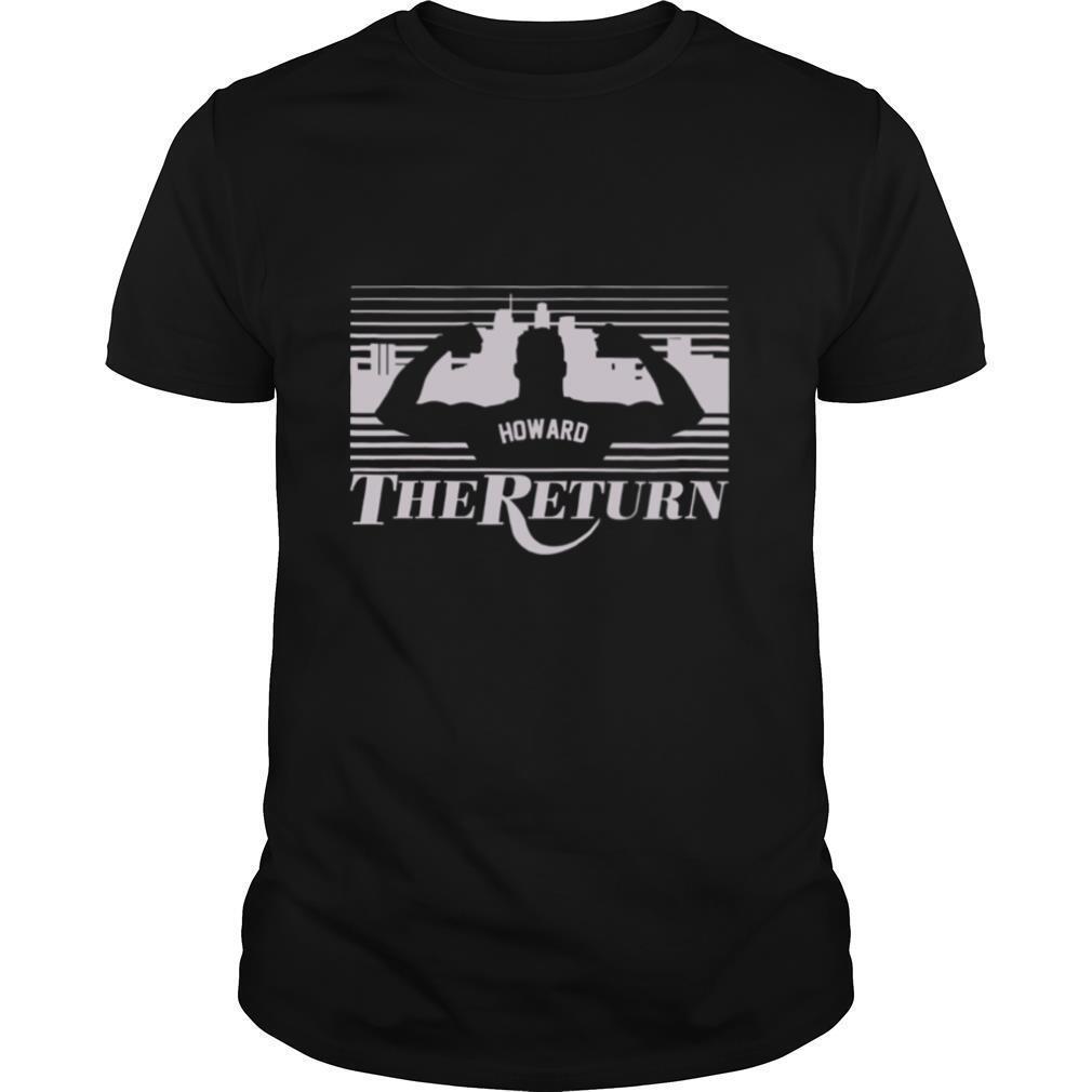 The Return Dwight Howard shirt Classic Men's