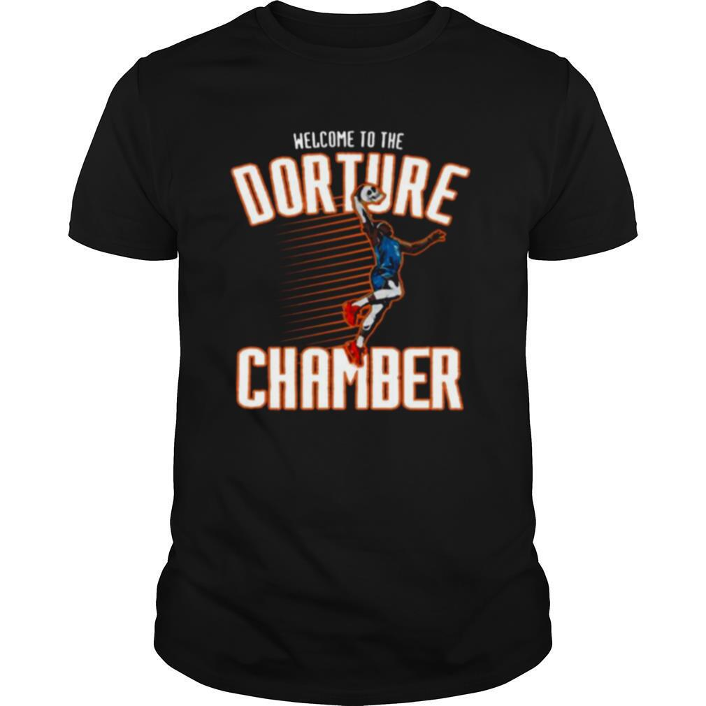 Welcome To The Dorture Chamber shirt Classic Men's