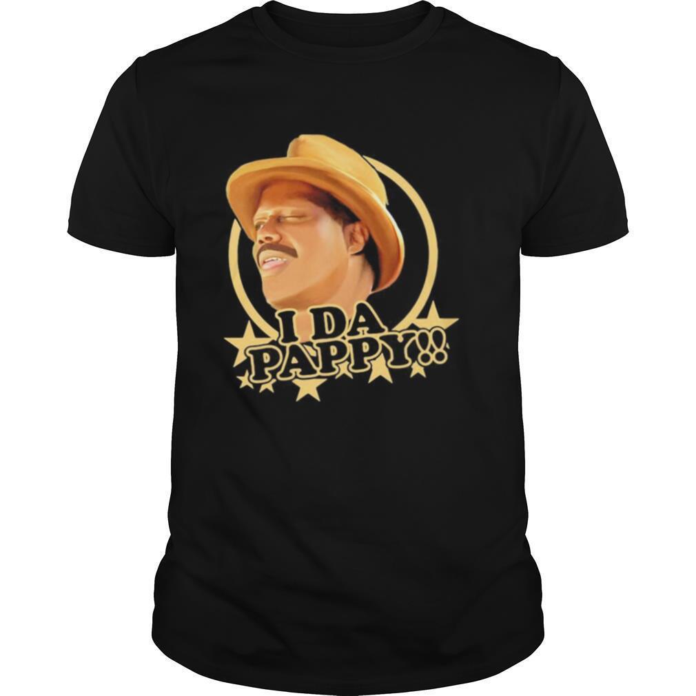 Bernie mac i'm da pappy father's day shirt Classic Men's