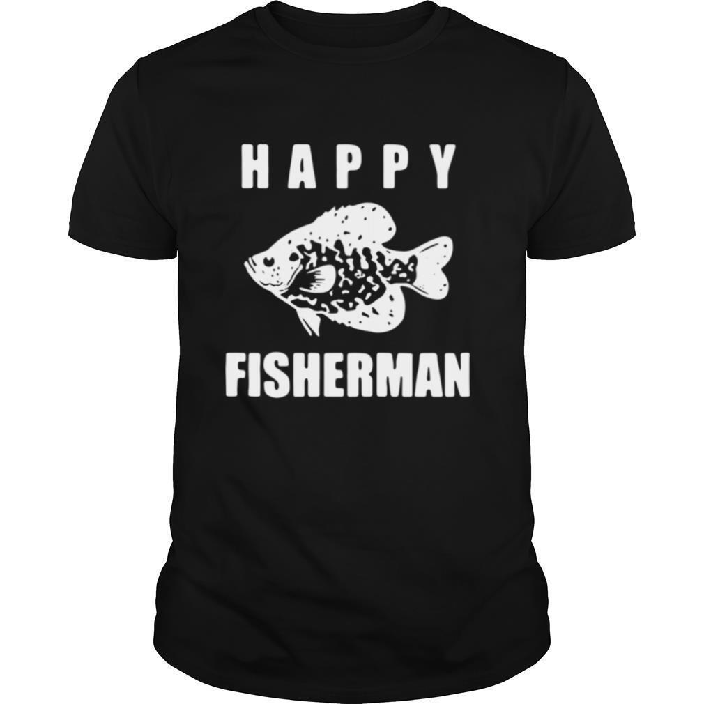 Happy Fisherman shirt Classic Men's