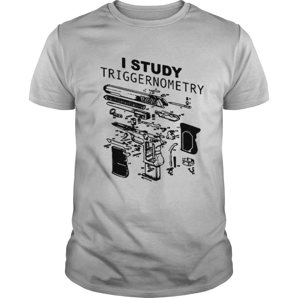 I Study Triggernometry shirt Classic Men's