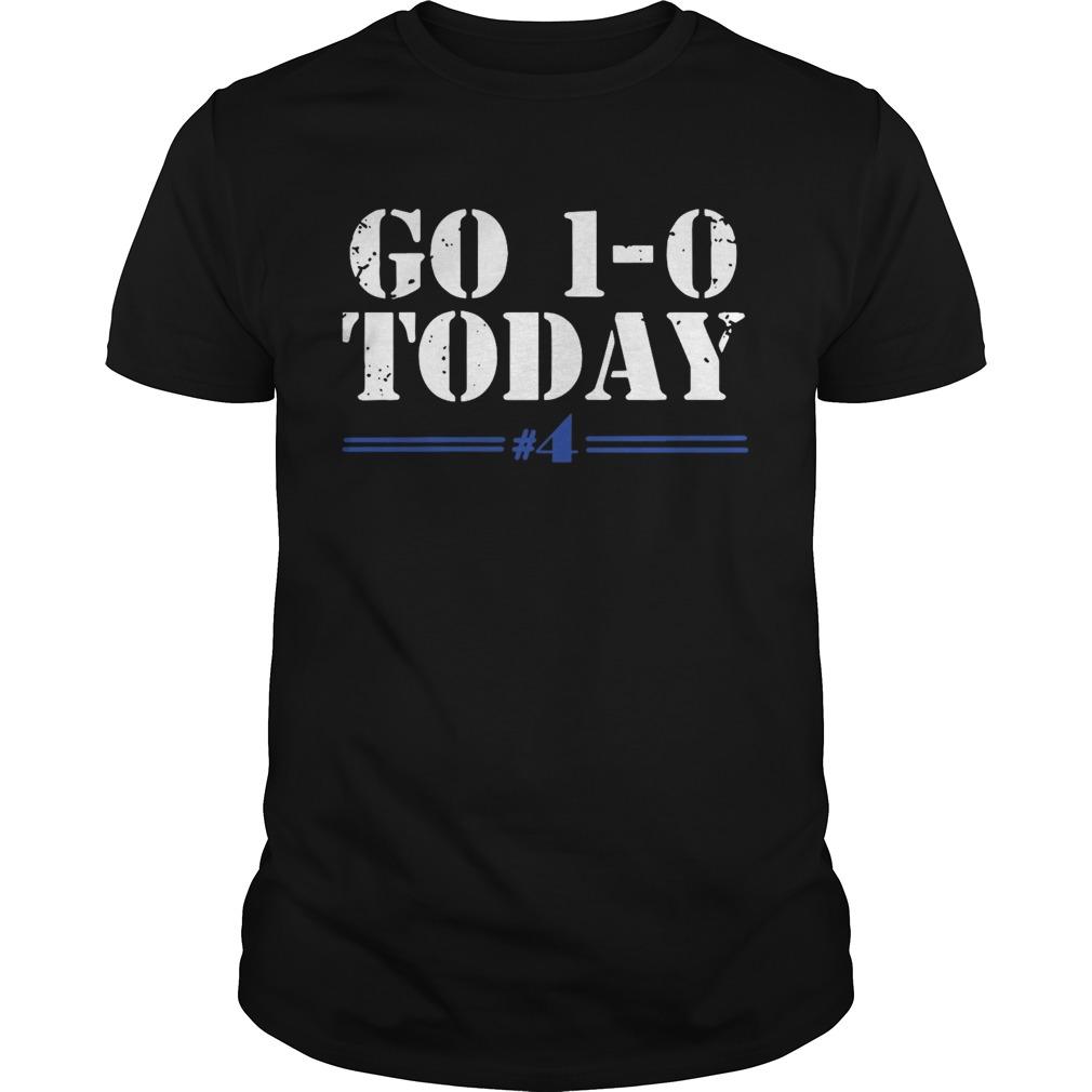 Go 10 Today shirt Classic Men's