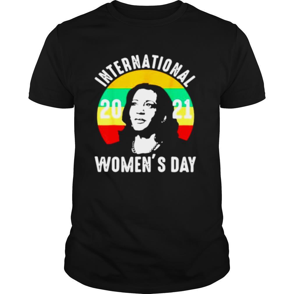 International Women's Day 2021 Kamala Harris shirt Classic Men's