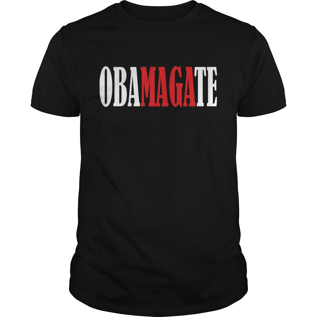 Obamagate shirt Classic Men's