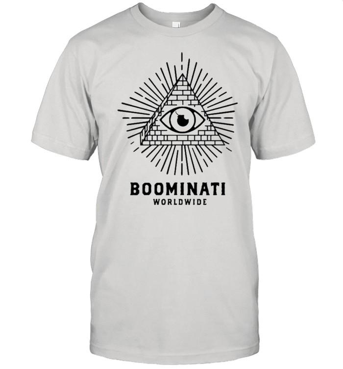 Boominati world wide shirt Classic Men's T-shirt