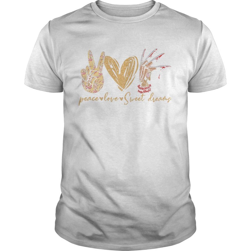 Peace Love Sweet Dreams shirt Classic Men's