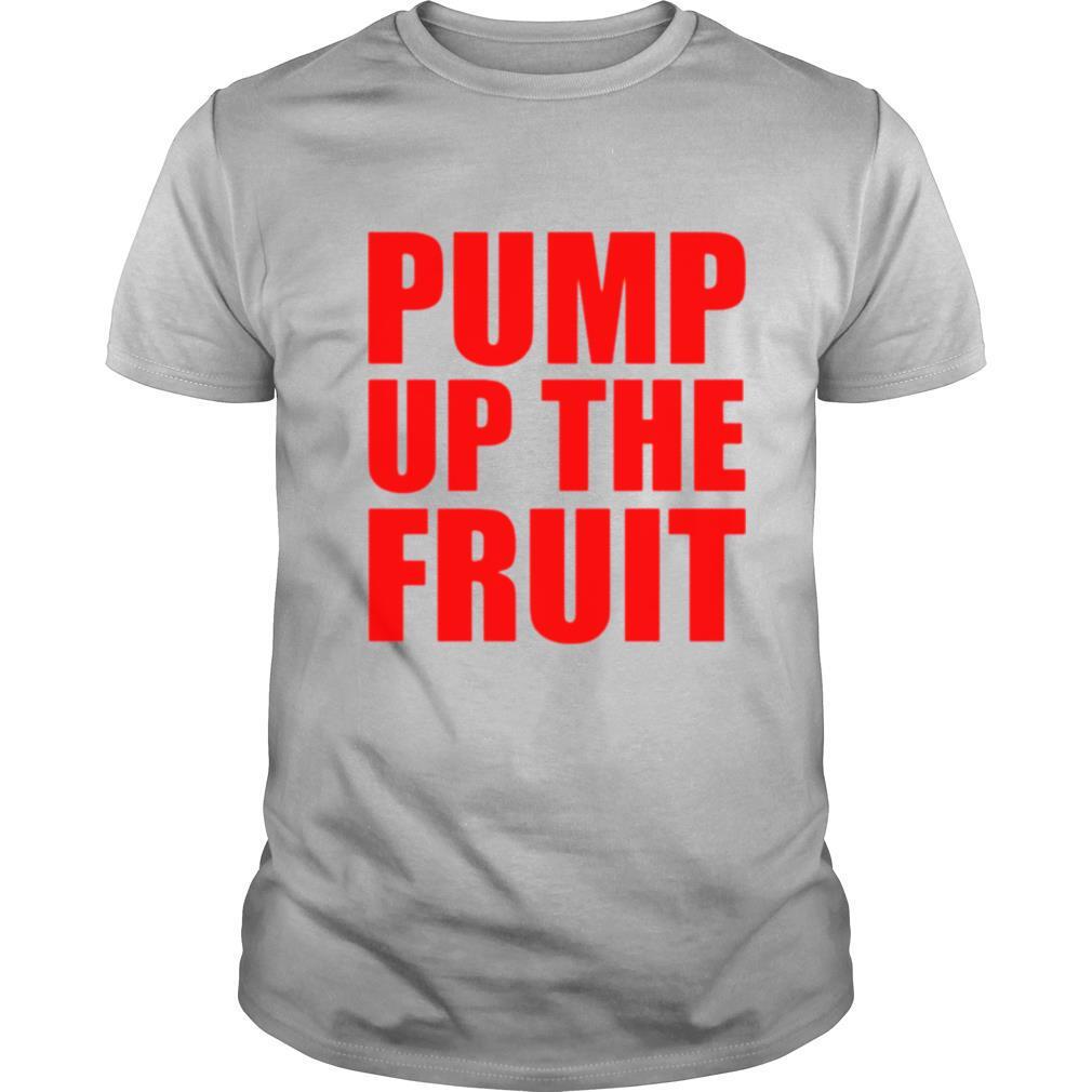 Pump up the fruit shirt Classic Men's