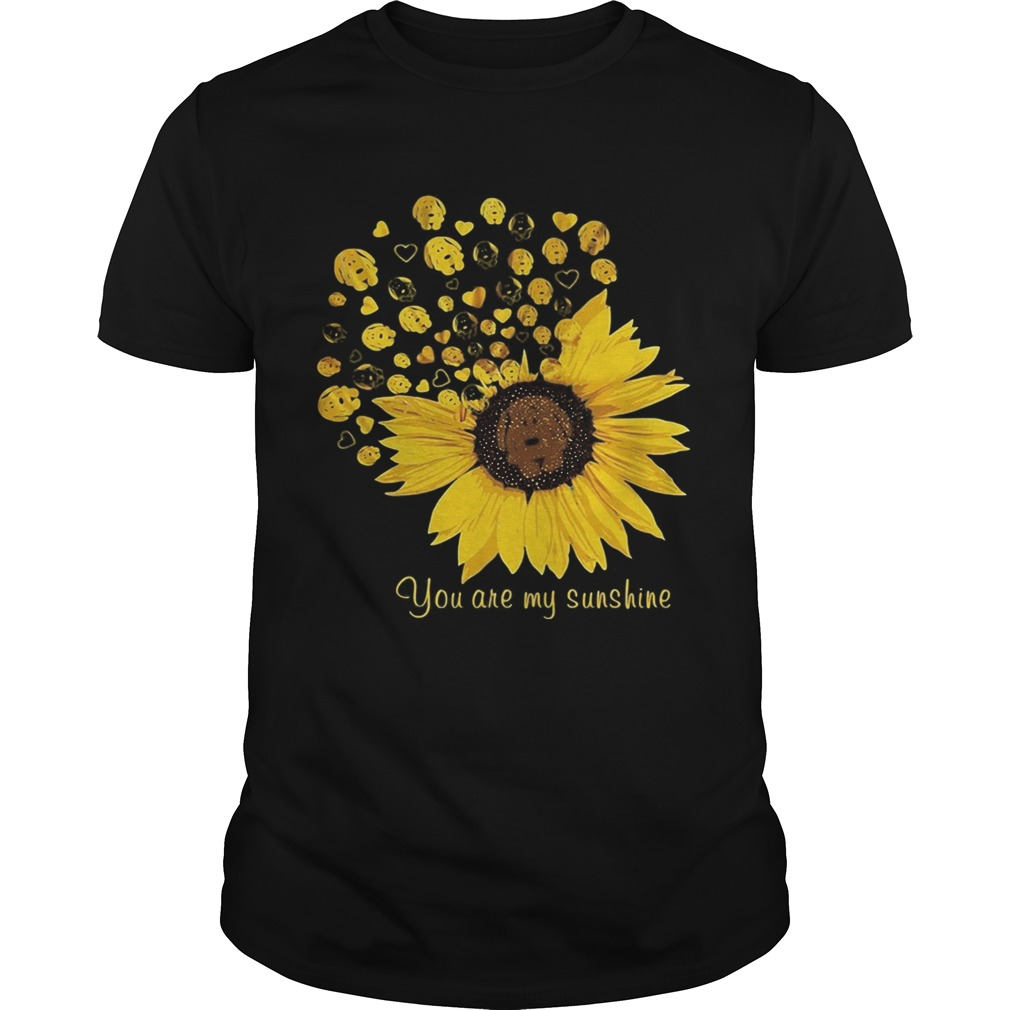 Sunflower dogs you are my sunshine shirt Classic Men's