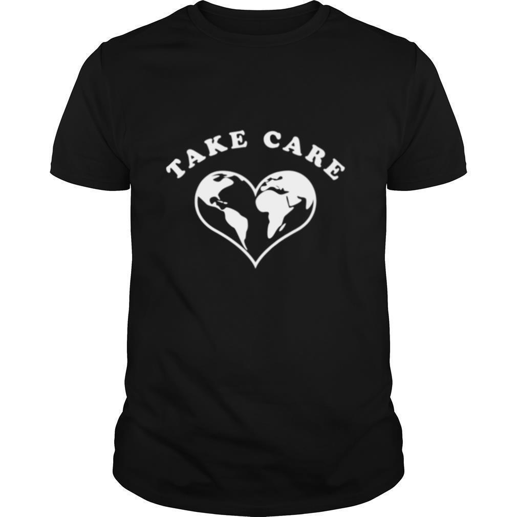 Take care shirt Classic Men's