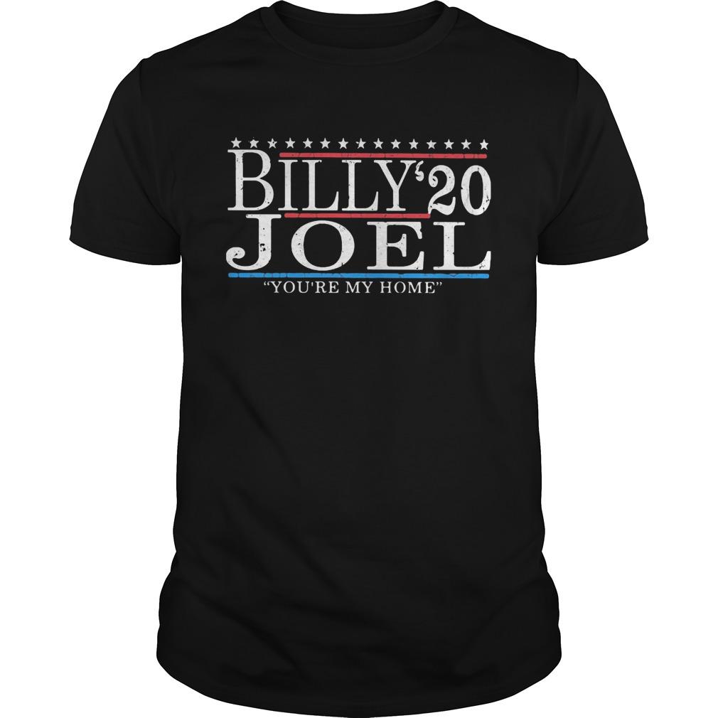 Billy Joel 2020 youre my home shirt Classic Men's