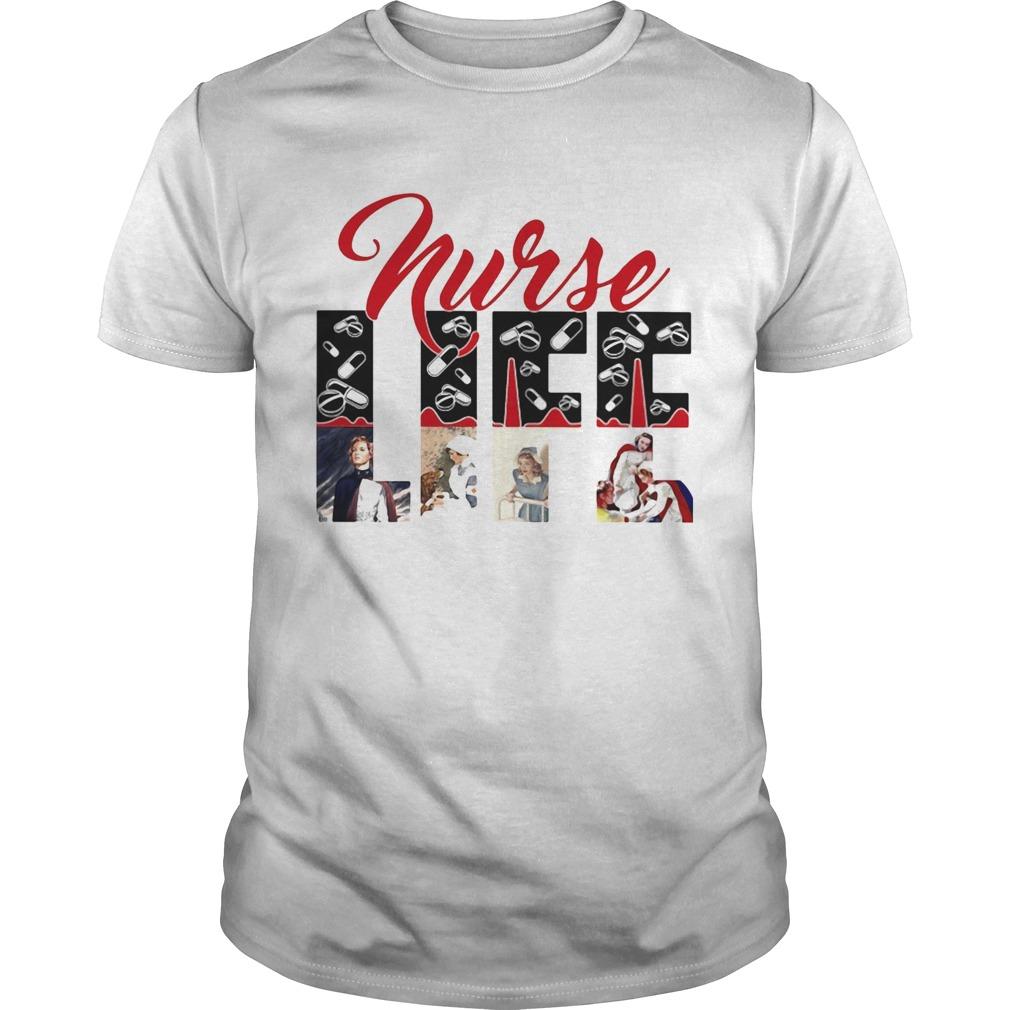 Nurse life pharmacity shirt Classic Men's