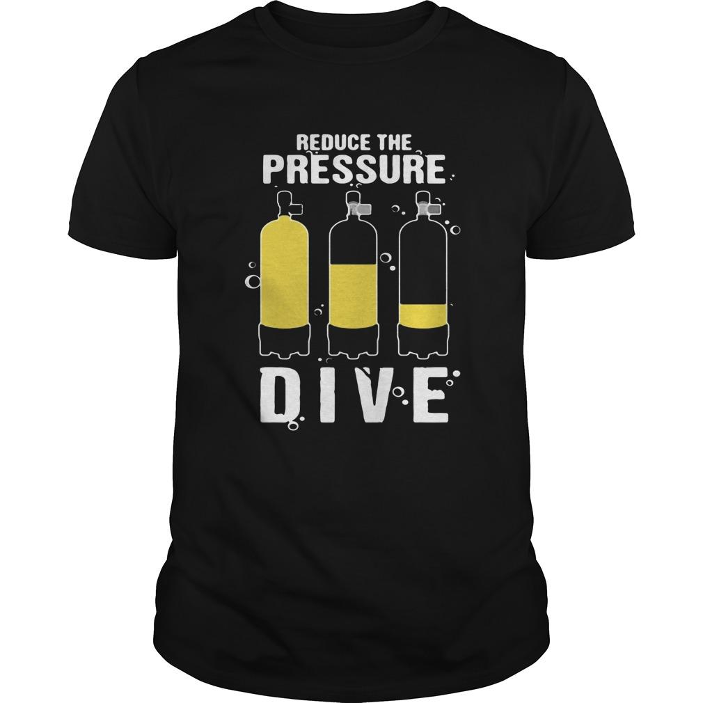 Reduce The Pressure Dive shirt Classic Men's