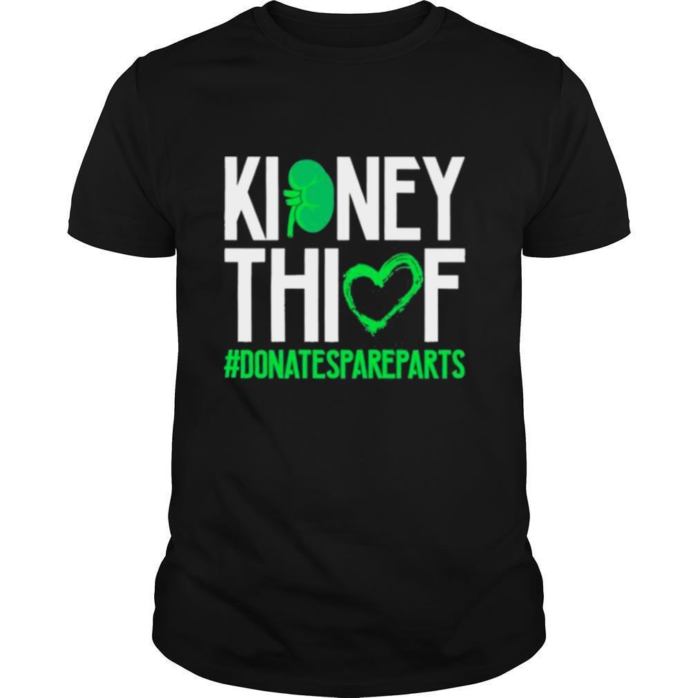 Donate Spare Parts Kidneys Organ Donor Survivor shirt Classic Men's