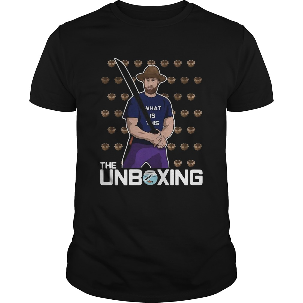 The Unboxing Collection shirt Classic Men's