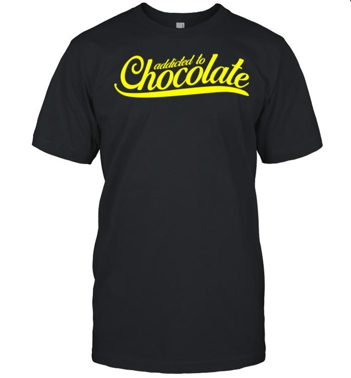 Addicted to Chocolate shirt Classic Men's T-shirt