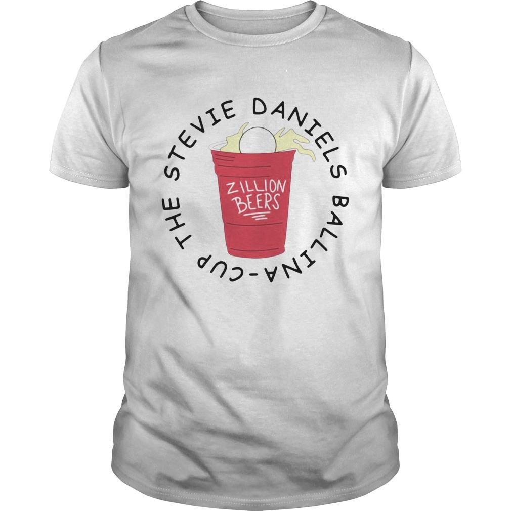 Zillion Beers The Stevie Daniels Ballinacup shirt Classic Men's
