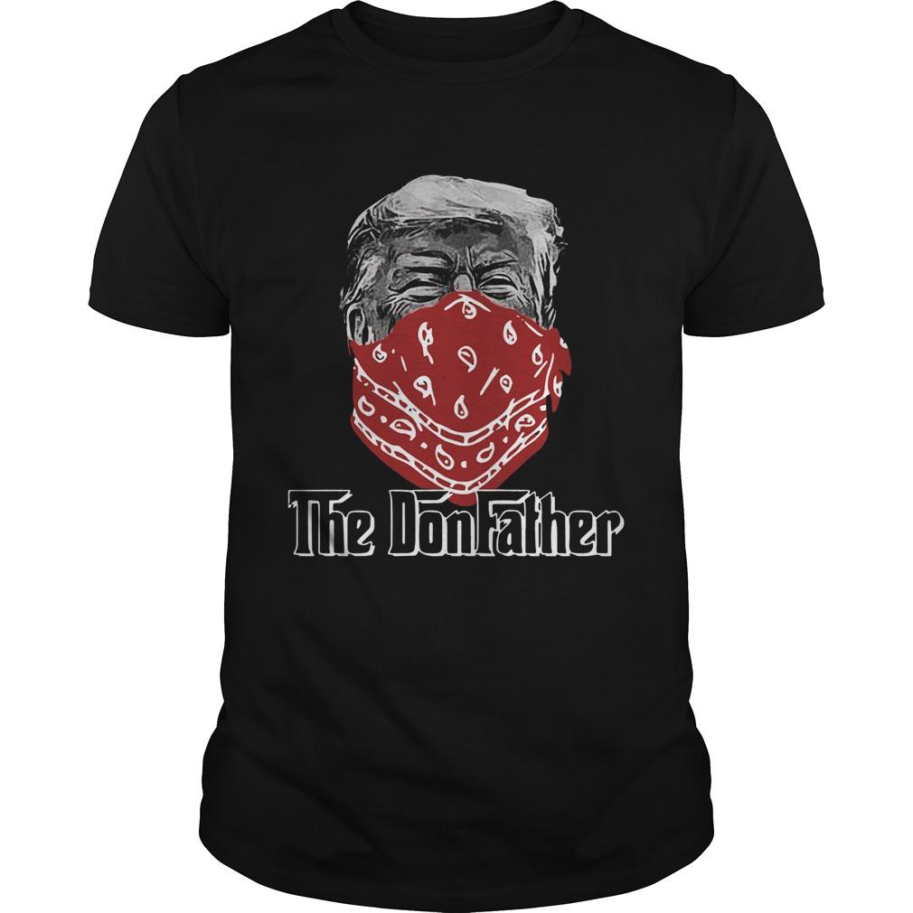 Donald Trump Mask The Donfather shirt Classic Men's