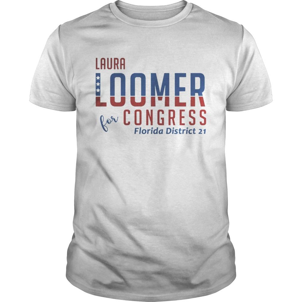 aura Loomer For Congress Florida District 21 shirt Classic Men's